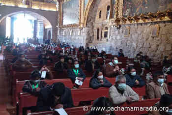 Melgar: inaugurarán renovada Catedral San Francisco de Asís de Ayaviri - Pachamama radio 850 AM