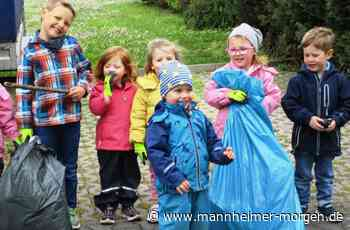 Sauberhafter Kindertag in Biblis - Mannheimer Morgen