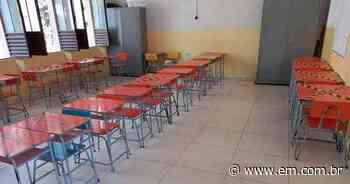 Aulas presenciais são retomadas gradualmente em Bom Despacho - Estado de Minas
