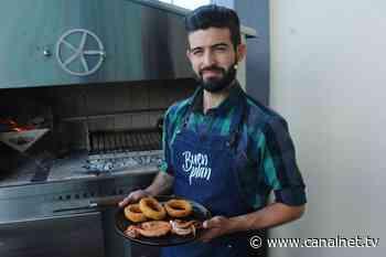 Viernes de parrilla: calamar y aros de cebolla rellenos - Canal Net Tv