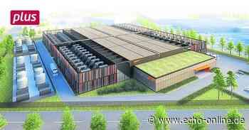 Grüne Ideen für Rechenzentrum in Bischofsheim - Echo Online