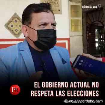 Cuitlahuac García mete las manos en campañas electorales - Política en Red