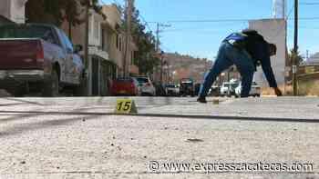 Raquel, de 18 años, asesinada a balazos en Ojocaliente - Express Zacatecas