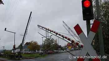 Bahnübergänge in Ebern und Rentweinsdorf werden gesperrt - Main-Post