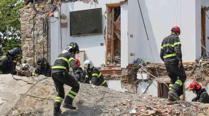 """Greve in Chianti, tre morti nell'esplosione. Un testimone: """"Un boato e tutto è crollato"""" - LA NAZIONE"""