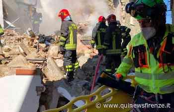 Esplosione, un cadavere tra le macerie - Qui News Firenze
