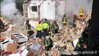 Greve in Chianti: crolla una casa, le ricerche dei vigili del fuoco - Il Tirreno