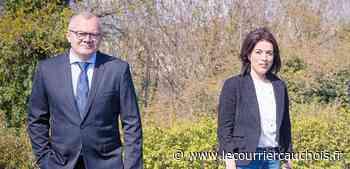 Montivilliers. Départementales : Emmanuel Scoriel se lance avec Nacéra Vieublé - Le Courrier Cauchois