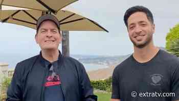 Charlie Sheen & Ryan Braun Are Inviting You to a 'Major League' Drive-In Fundraiser - Extra