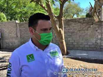 Romero Coello analizará situación de la Zona de Tolerancia - colimanoticias