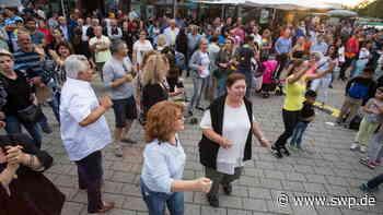 Stadtfest in Eislingen: Feste Plätze, Zäune und Kontrollen: So soll das Feiern möglich sein - SWP