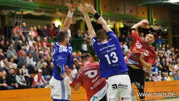 Handball Ligapokal: Verschnaufpause für TSV Blaustein nach Corona-Alarm beim TV Plochingen - SWP