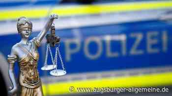 Meitingen: Betrunkener Lkw-Fahrer prügelt sich auf Parkplatz - Augsburger Allgemeine