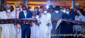 Former Nigeria Presidents, others witness opening of Lagos Marriott Hotel Ikeja - Vanguard
