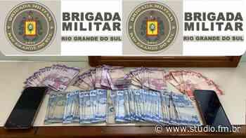 Brigada Militar de Flores da Cunha prendem três homens por furto qualificado - Rádio Studio 87.7 FM | Studio TV | Veranópolis