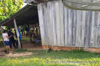 Homem é encontrado morto em propriedade rural de Jaru - Rondônia Dinâmica