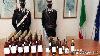 Valdobbiadene, ladro seriale di superalcolici al supermercato, i carabinieri arrestano un 32enne rumeno: in auto aveva 55 bottiglie di vari liquori - Qdpnews