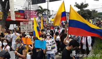 En Armenia y Calarcá habrá hoy movilizaciones por el paro nacional - Caracol Radio