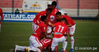 Juan Aurich derrotó a Pirata FC en Villa El Salvador - ovacion.pe