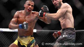 Edson Barboza def. Shane Burgos at UFC 262: Best photos - MMA Junkie