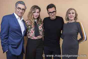 'Schitt's Creek,' 'Blood Quantum' overall winners at Canadian Screen Awards – Maple Ridge News - Maple Ridge News