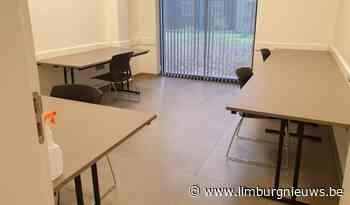 Hamont-Achel: Extra studieruimte in het Michielshof (19 mei 2021) - Limburgnieuws.be - Limburgnieuws.be