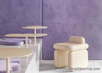 A purple and cream doughnut-inspired cafe in Voronezh is a sweet-tooth paradise - The Calvert Journal