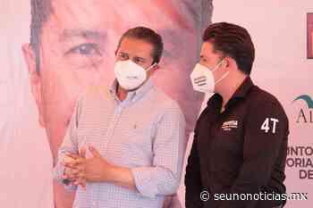 Juan Rodolfo Sánchez visitó Santiago Tlacotepec, San Buenaventura, Paseos de San Martín y San Diego de los Padres - SéUno Noticias
