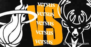 Gameday Rundown: HEAT Face Bucks In Game One