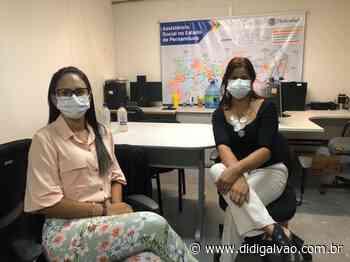 Secretária de Desenvolvimento Social de Parnamirim realiza série de visita a órgãos em Recife - Blog do Didi Galvão