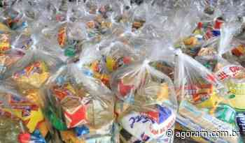 Parnamirim: Programa doa seis toneladas de alimentos - Agora RN