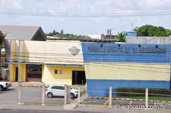 Vereadora de Parnamirim denuncia que prefeitura tenta aprovar lei já existente - Agora RN