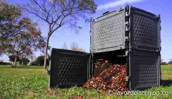Con la instalación de compostadores Pitalito entra a la ola de la economía circular - Huila