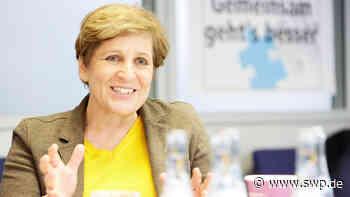 CDU-Ministerin aus Salach: Nicole Razavi scheidet aus Kreistag aus - SWP