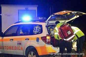 Cade dalla bici, donna grave in ospedale - Concorezzo.org