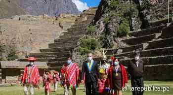Cusco: declaran a Ollantaytambo como ciudad inca viviente - LaRepública.pe