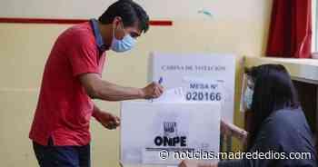 ODPE Tambopata reasigna dos locales de votación para segunda vuelta electoral - Radio Madre de Dios