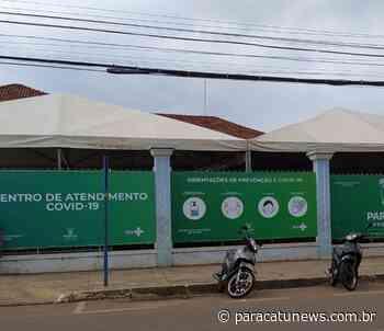 Paracatu segue com 169 mortes e registra mais de 100 novos casos de covid-19 e 255 casos suspeitos - Paracatunews