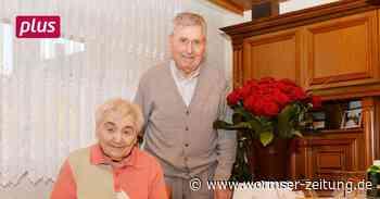 Herrnsheim Ehepaar Tann aus Herrnsheim feiert eiserne Hochzeit - Wormser Zeitung
