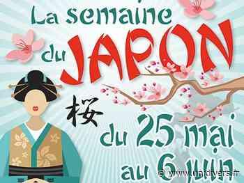 La semaine du Japon Mios mardi 25 mai 2021 - Unidivers
