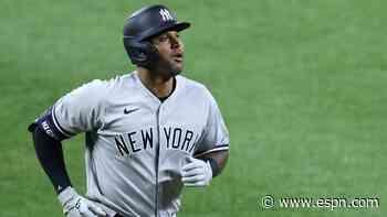 Yankees' Hicks needs wrist surgery, out months