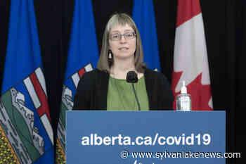 Red Deer active COVID-19 cases continue to fall – Sylvan Lake News - Sylvan Lake News