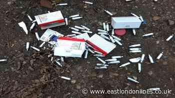 £100 fines in Tower Hamlets to curb use of laughing gas | Eastlondonlines - EastLondonLines