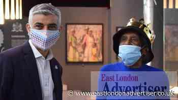 Sadiq Khan and Tower Hamlets woman launch dementia charter - East London Advertiser