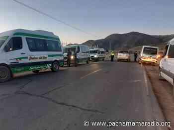 Estiman que vía Putina – Sandia – frontera con Bolivia, recién se ejecutaría en 2023 - Pachamama radio 850 AM