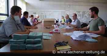 In Roetgen: Corona macht Lust auf einen Job als Wahlhelfer - Aachener Zeitung