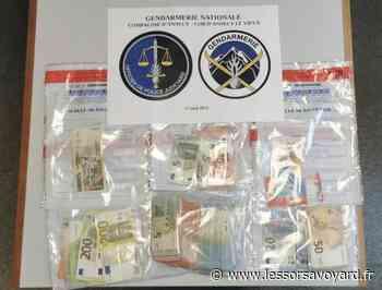 Annecy-le-Vieux : un point de vente de produits stupéfiants démantelé par les gendarmes - lessorsavoyard.fr