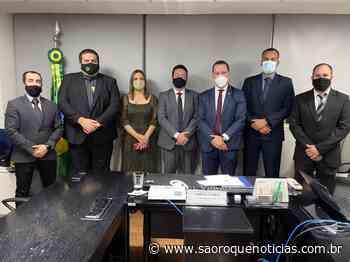 Delegação da Prefeitura de Mairinque vai à Brasília para firmar parceria para verbas federais - São Roque Notícias