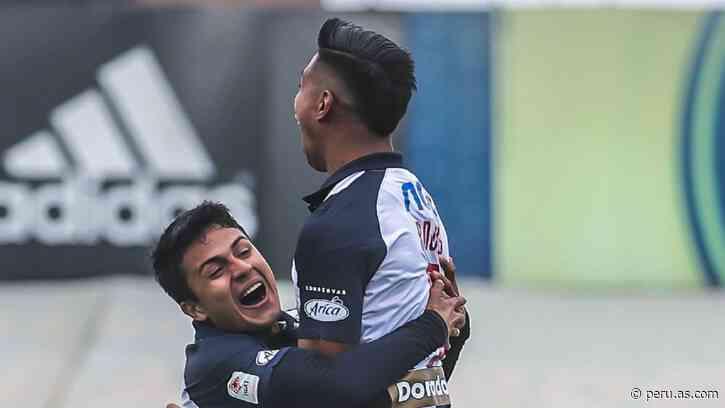 Alianza Lima 2-0 Alianza Universidad: goles, resumen y resultado - AS