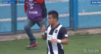 Ricardo Lagos puso el 2-0 de Alianza Lima vs. Alianza Universidad de Huánuco | VIDEO - Diario Ojo